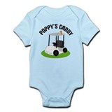 Poppy's Caddy Infant Bodysuit