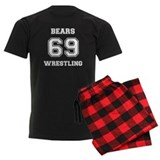 Bears Wrestling 69 Pajamas
