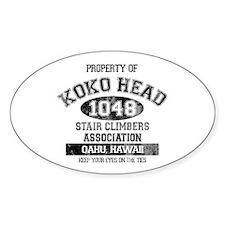 Property of Koko Head Stair Climbers Association S