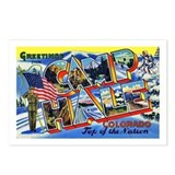 Camp Hale Colorado Postcards (Package of 8)