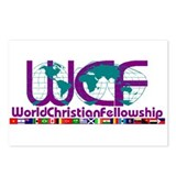 WCF Postcards (Package of 8)