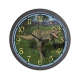 Tyrannosaurus Rex Wall Clock