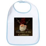 Gnomes of the Sea Bib