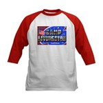 Camp Livingston Louisiana (Front) Kids Baseball Je