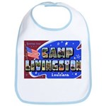Camp Livingston Louisiana Bib