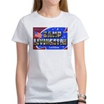 Camp Livingston Louisiana (Front) Women's T-Shirt