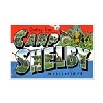Camp Shelby Mississippi Mini Poster Print