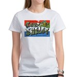 Camp Shelby Mississippi (Front) Women's T-Shirt