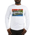 Camp Shelby Mississippi (Front) Long Sleeve T-Shir