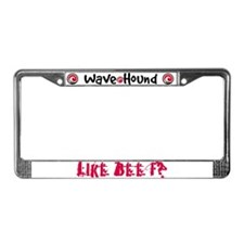 Like Beef? License Plate Frame