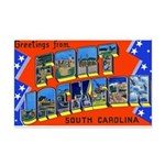 Fort Jackson South Carolina Mini Poster Print