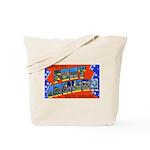 Fort Jackson South Carolina Tote Bag