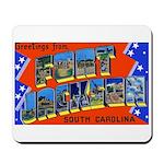 Fort Jackson South Carolina Mousepad
