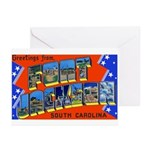 Fort Jackson South Carolina Greeting Cards (Packag