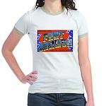 Fort Jackson South Carolina Jr. Ringer T-Shirt