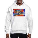 Fort Jackson South Carolina Hooded Sweatshirt
