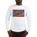 Fort Jackson South Carolina (Front) Long Sleeve T-