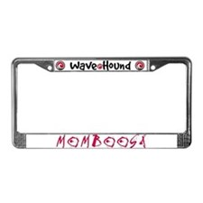 Momboosa License Plate Frame