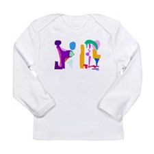 Imaginations Long Sleeve Infant T-Shirt
