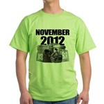 Change 2012 Green T-Shirt