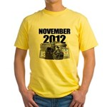 Change 2012 Yellow T-Shirt