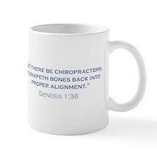 Chiropractors / Genesis Mug