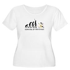 Evolution Judo B 3c.png T-Shirt