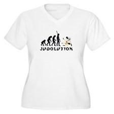 Evolution Judo C 3c.png T-Shirt