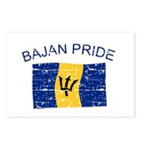 Bajan Pride Postcards (Package of 8)