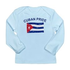 Cuban Pride Long Sleeve Infant T-Shirt