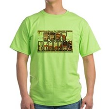 Fort Benning Georgia T-Shirt