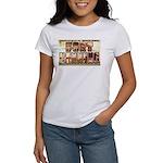 Fort Benning Georgia (Front) Women's T-Shirt