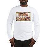 Fort Benning Georgia (Front) Long Sleeve T-Shirt