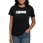 I Run For Wine Women's Dark T-Shirt