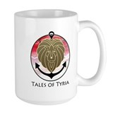 Tales of Tyria Logo Coffee Mug