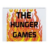 hunger games Wall Calendar
