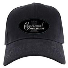 Constitutional Conservative Baseball Hat