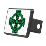 Celtic Cross Rectangular Hitch Cover