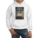 WOMEN! HELP AMERICA´S SONS WIN THE WAR Jumper Hoody
