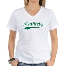 Unique Funny math design Shirt