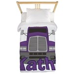 Trucker Kathy Twin Duvet