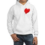 """Another Mended Heart"" Jumper Hoody"