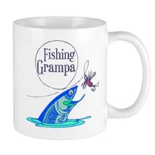 Fishing Grampa Mug