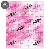 PINK Cross Country Puzzle