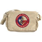 Texas Brothers Messenger Bag