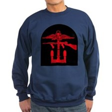 Combined Operations B-R Tombstone Jumper Sweater