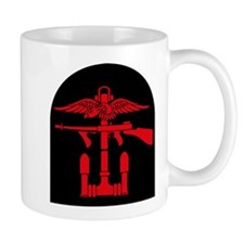 Combined Operations B-R Tombstone Small Mug