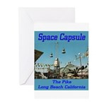 Space Capsule Greeting Cards (Pk of 10)