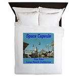 Space Capsule Queen Duvet