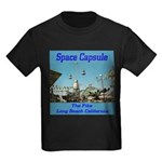 Space Capsule Kids Dark T-Shirt